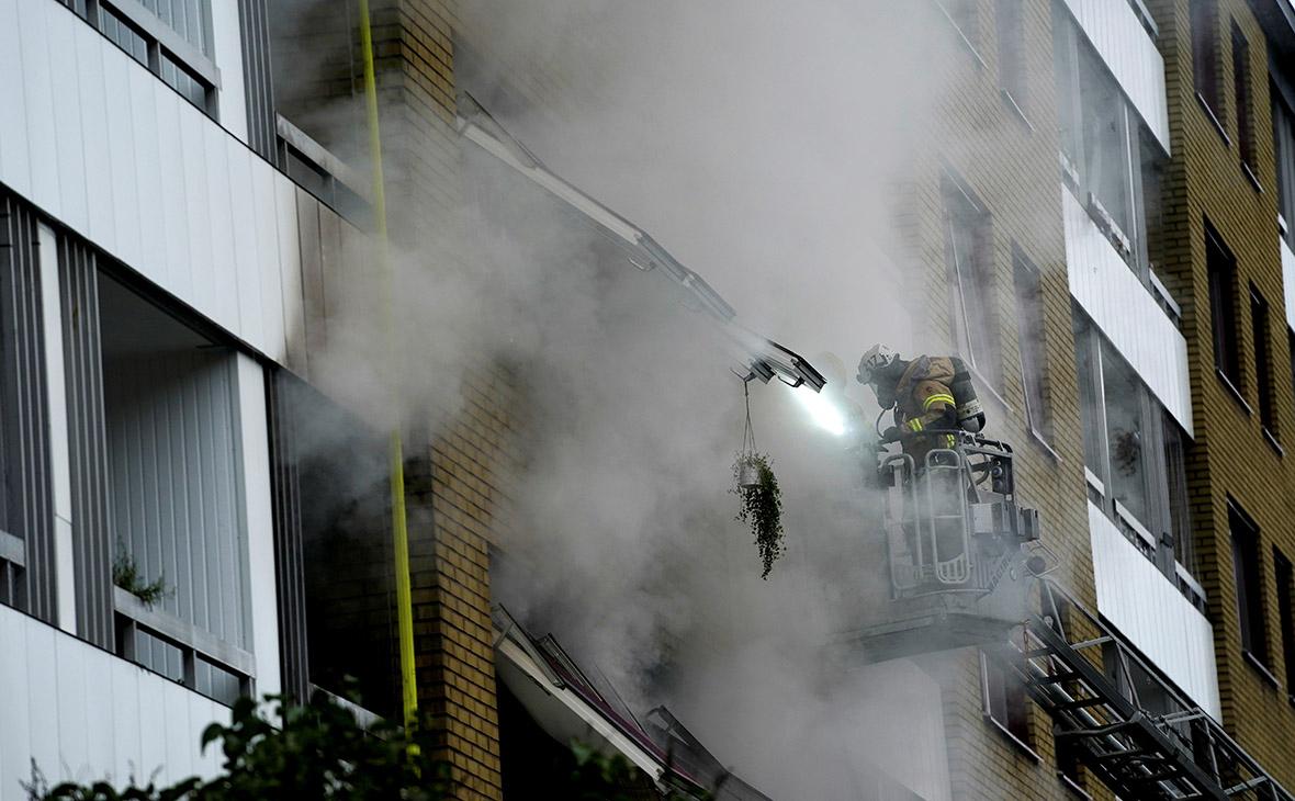 Фото:Larsson Rosvall / TT News Agency / via Reuters