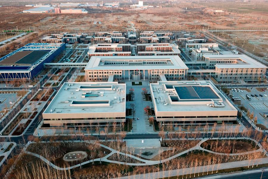 Сюнань, Китай