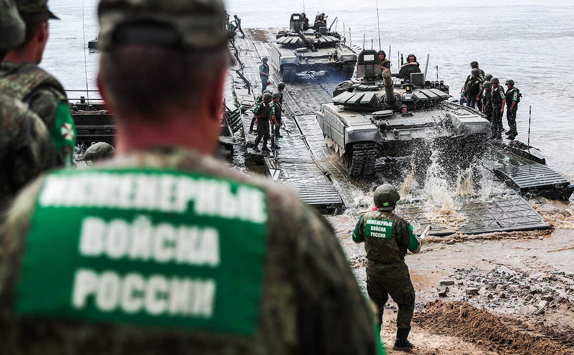 Танки Т-72Б3