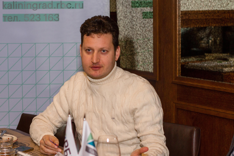 Фото:Александр Струянский, директор ООО «Нормадент»