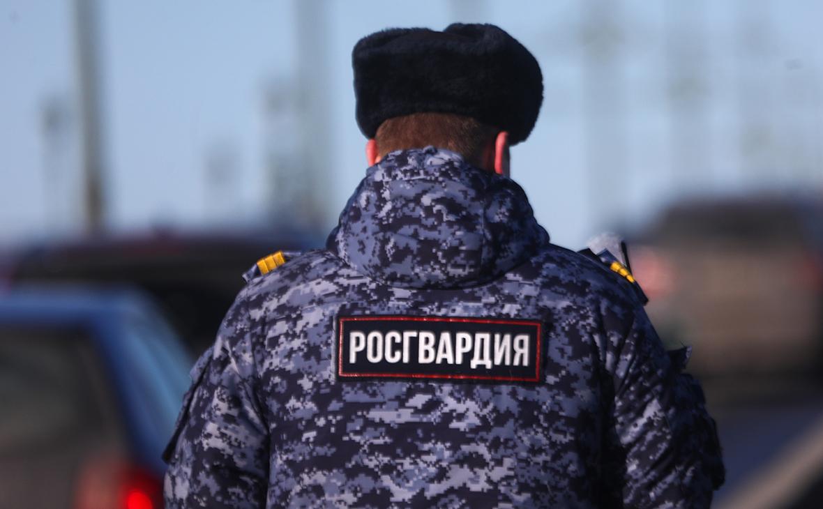 В Москве Росгвардия задержала устроивших стрельбу на парковке ТЦ