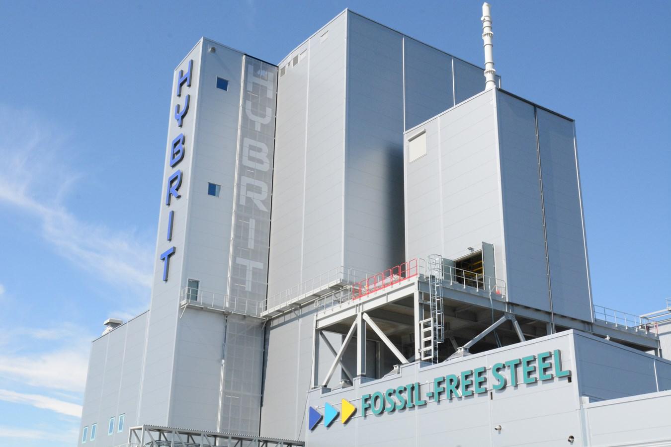 Volvo исследует возможности применения стали без ископаемых углеводородов