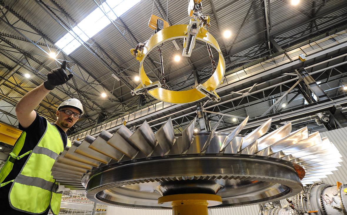 Завод по производству и обслуживанию газовых турбин«Сименс технологии газовых турбин»