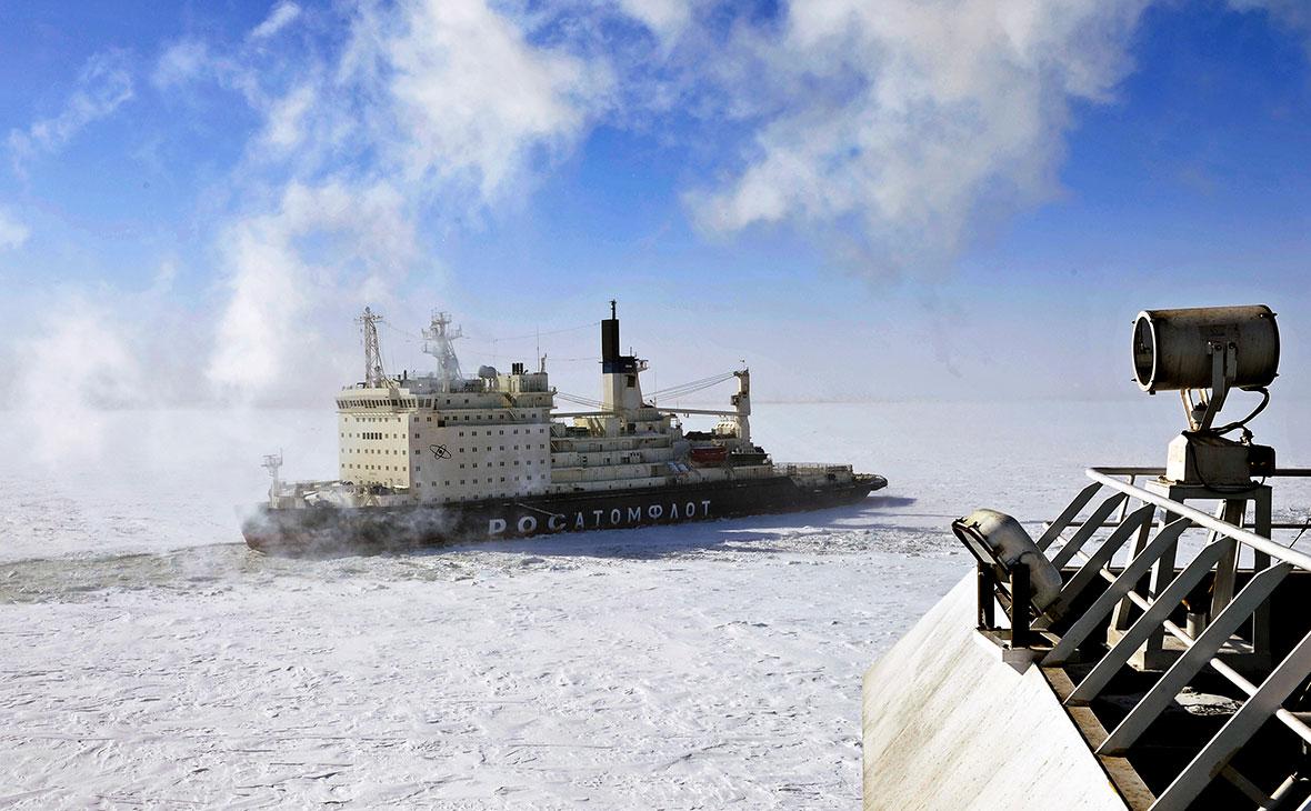 Атомный ледокол «Вайгач»