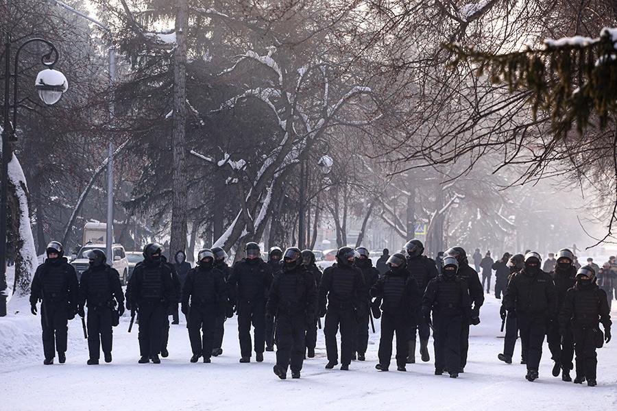 Фото:Максим Киселев / ТАСС