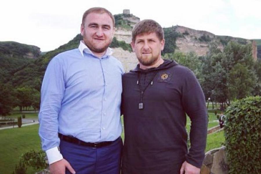 Рауф Арашуков иРамзан Кадыров