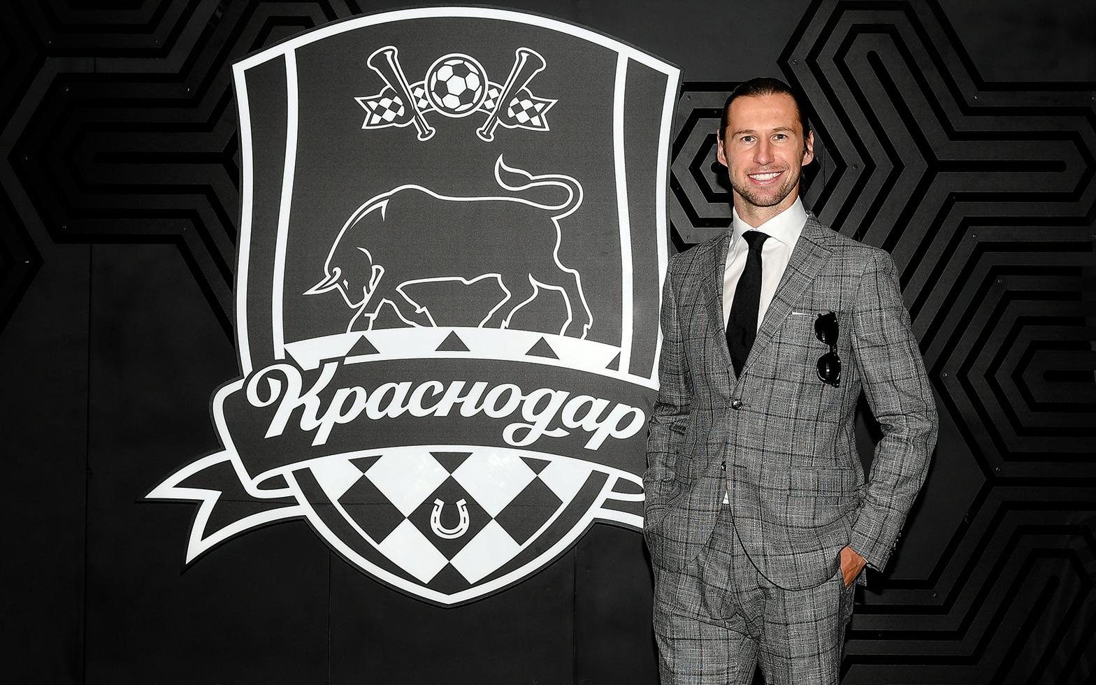 Фото: Гжегож Крыховяк (fckrasnodar.ru)