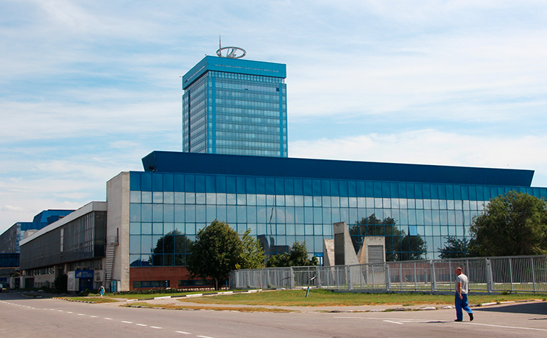 Административное здание «АвтоВАЗа» в Тольятти