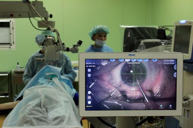 Офтальмология— одно из перспективных направлений для частных клиник
