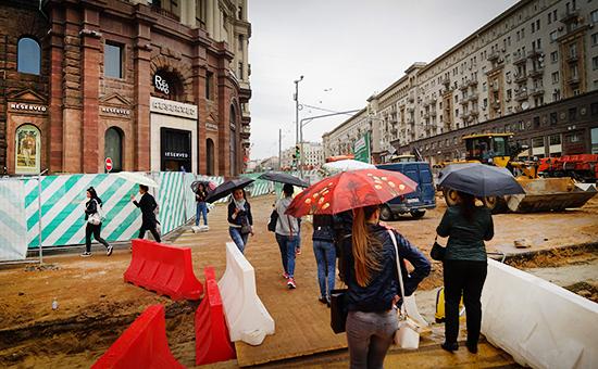 Убытки на раскопках: как «Моя улица» отрезала кафе и магазины от клиентов
