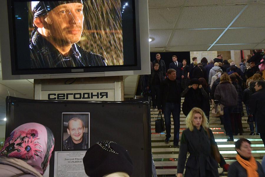 Актер Дмитрий Марьянов умер 15 октября. Ему было 47 лет. По предварительной информации, причиной смерти стал оторвавшийся тромб.