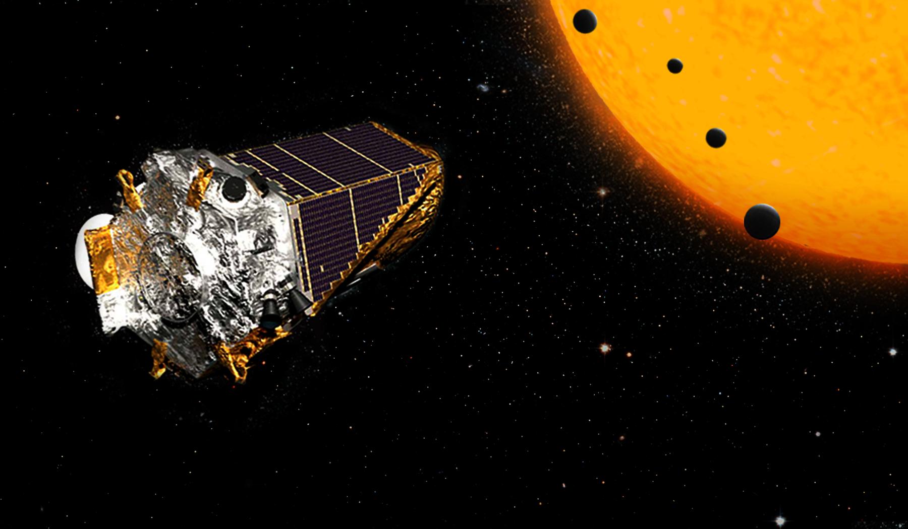 Космический телескоп «Кеплер»