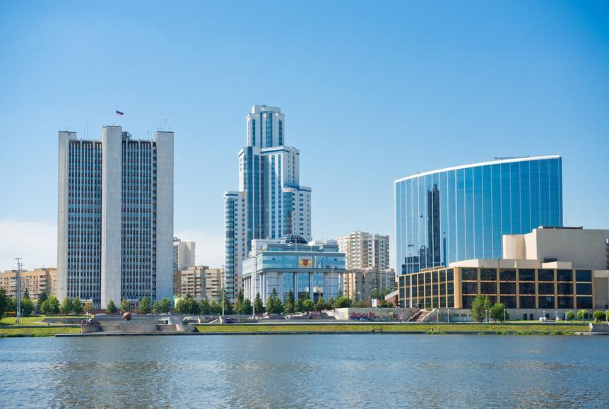 Предложение апартаментов в Екатеринбурге составляет 10% местного рынка новостроек