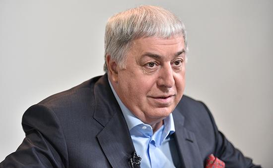Контролирующий акционер «РуссНефти» Михаил Гуцериев