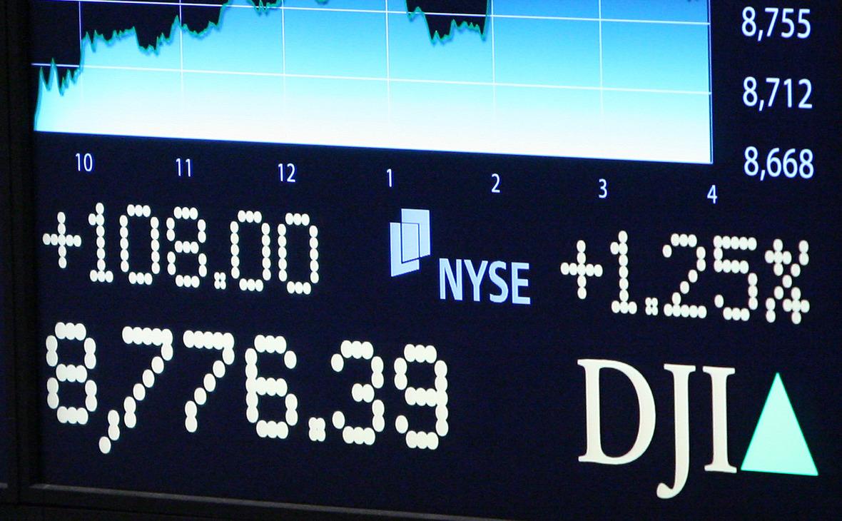Индекс Dow Jones Industrial Average
