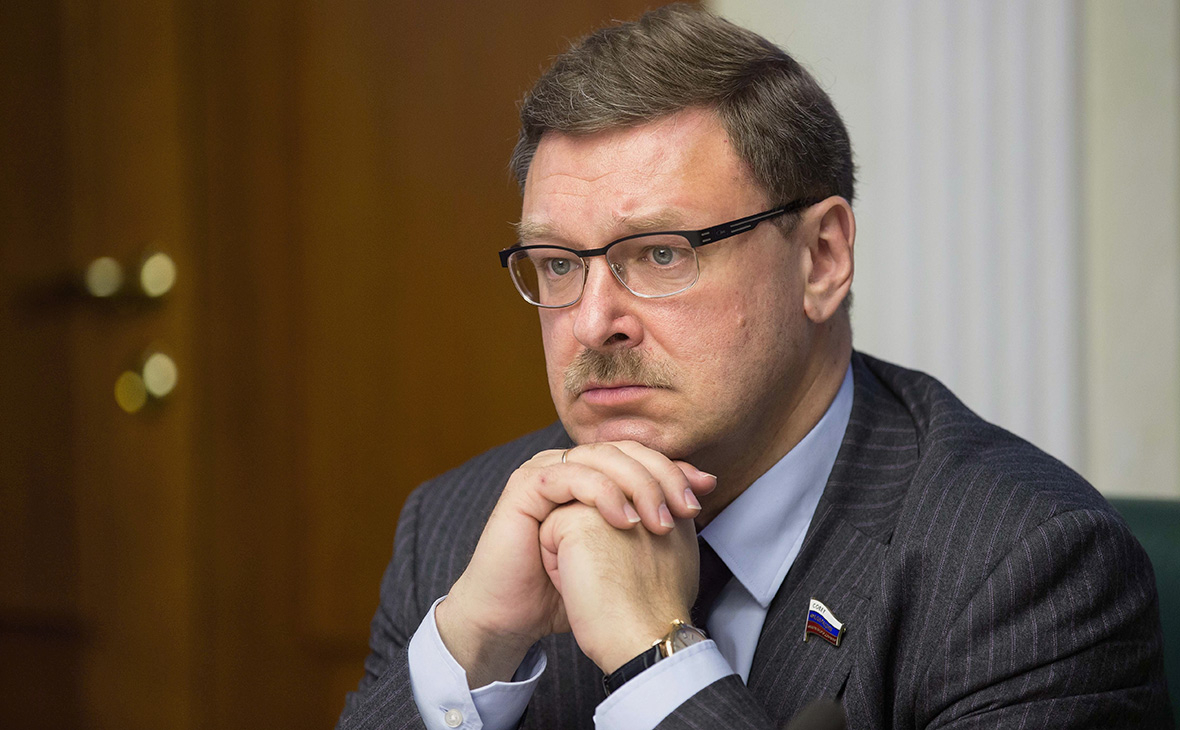 Константин Косачёв
