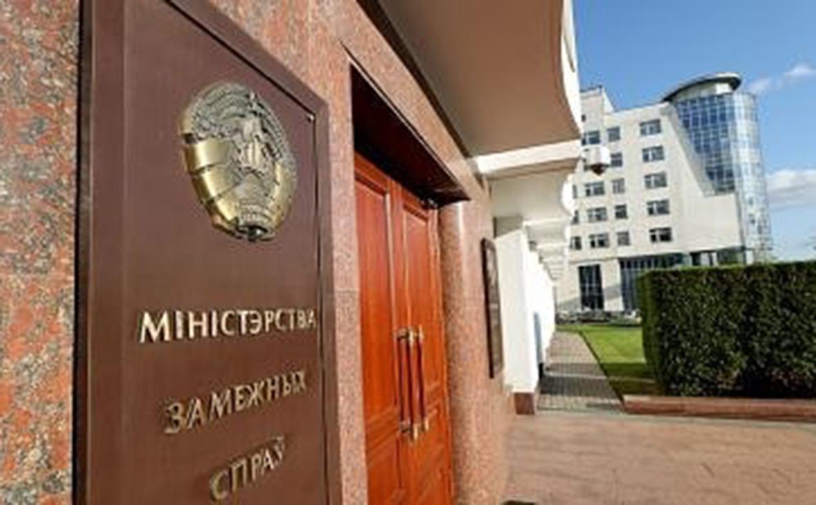 Белоруссия закроет посольство в Канаде