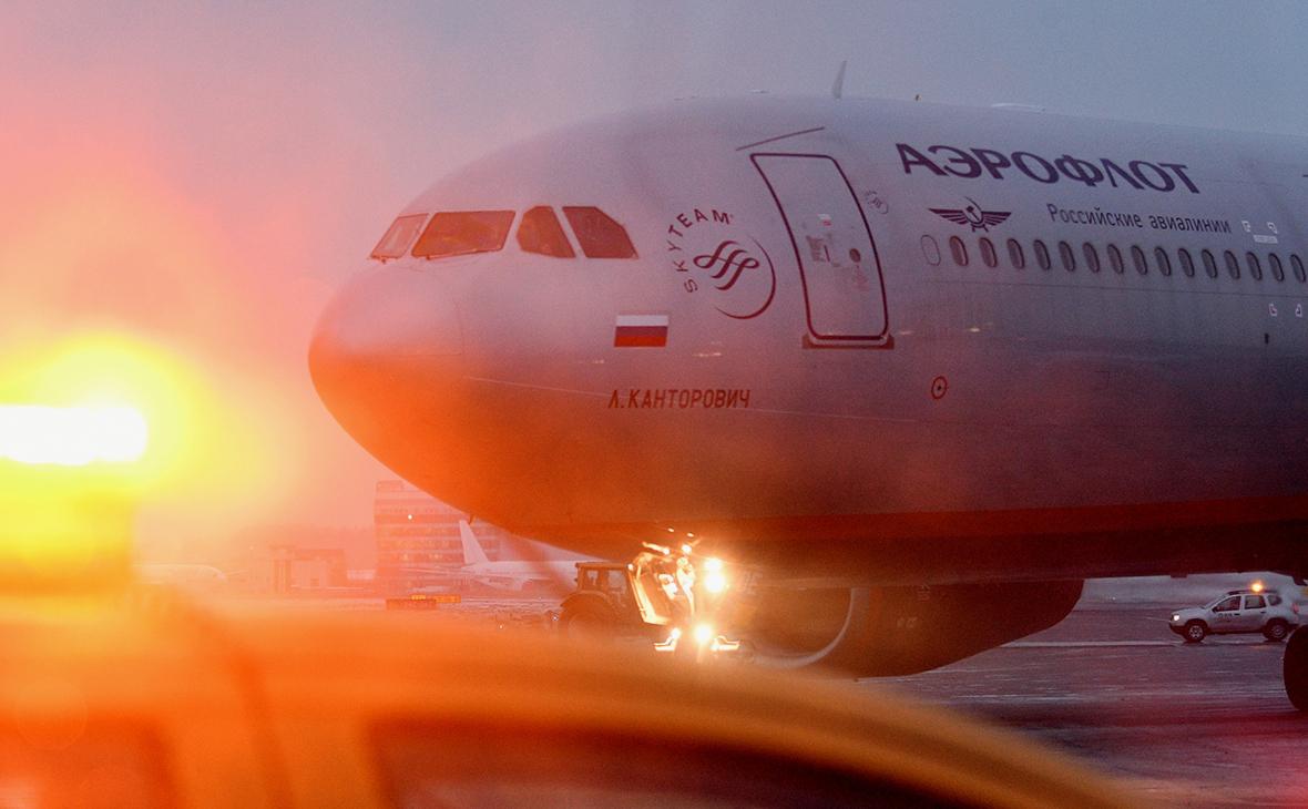 Аэрофлот перенаправит до четверти самолетов на черноморские курорты