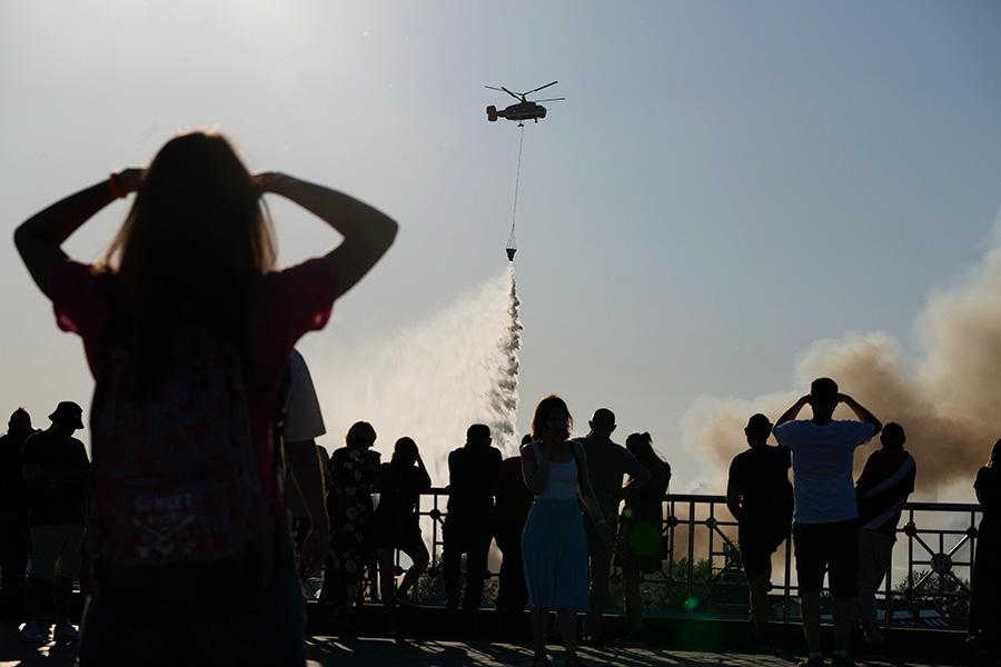 Фото:Павел Головкин / AP
