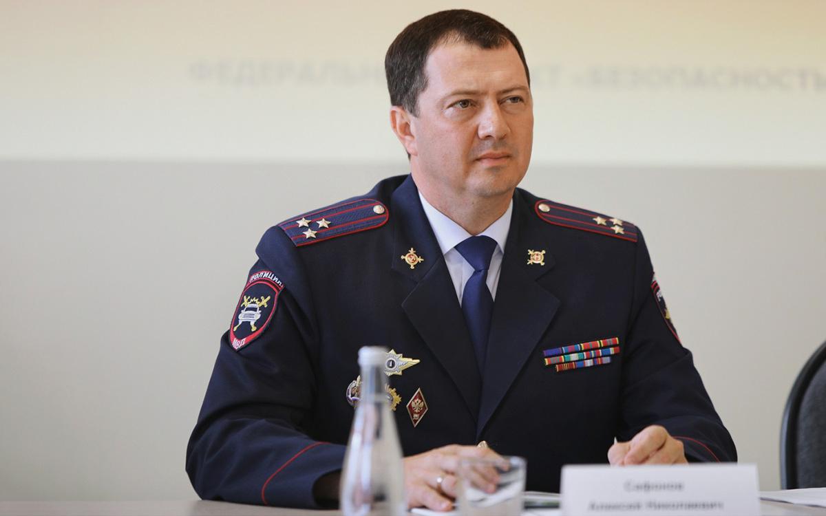 Фото: Алексей Сафонов (Фото: ГИБДД РФ)