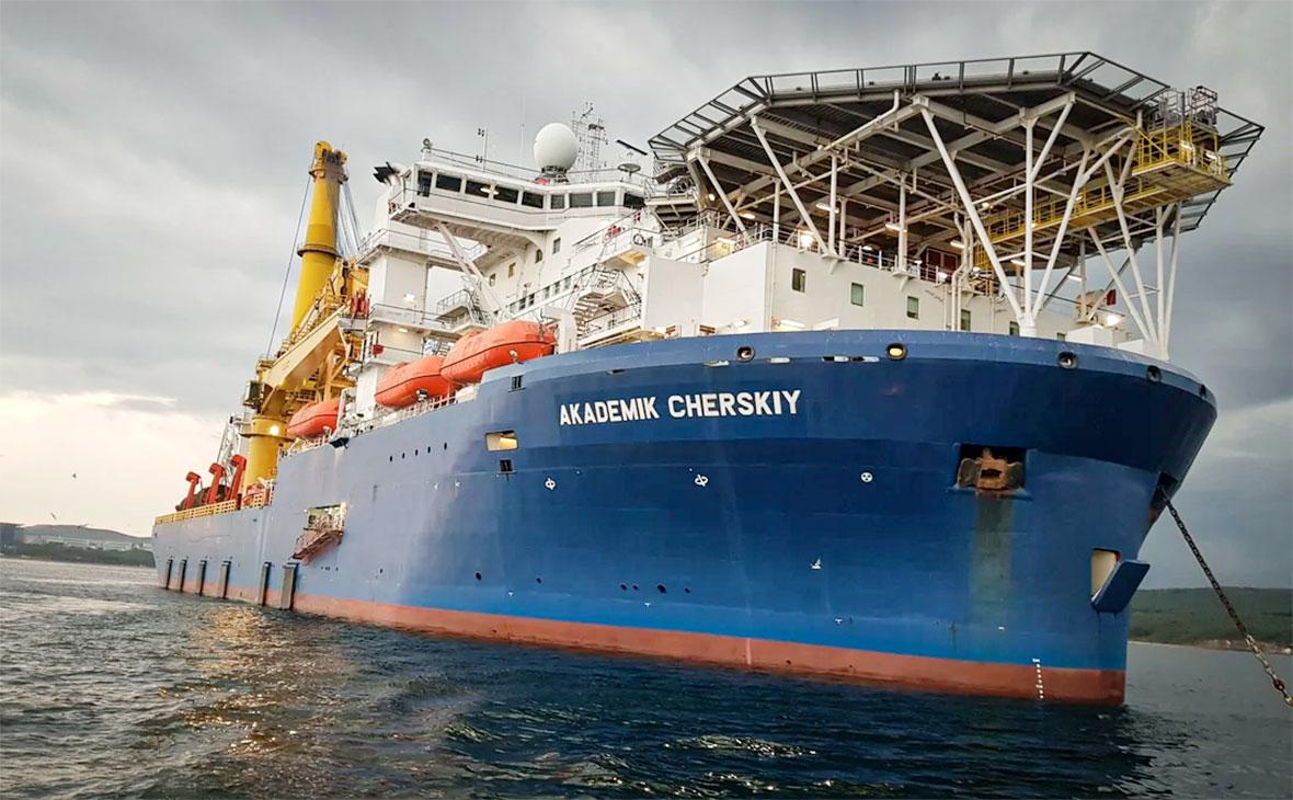 Фото: Газпром флот