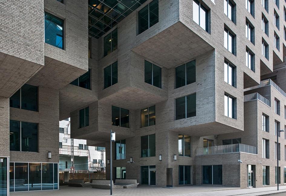 Штаб-квартира банка DNB в Осло