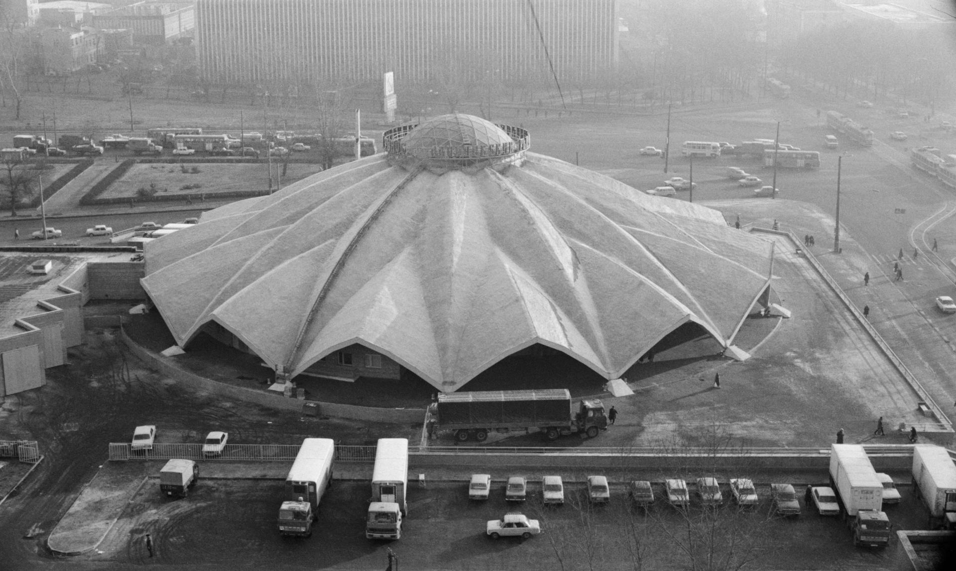 1 ноября 1987 года. Даниловский рынок