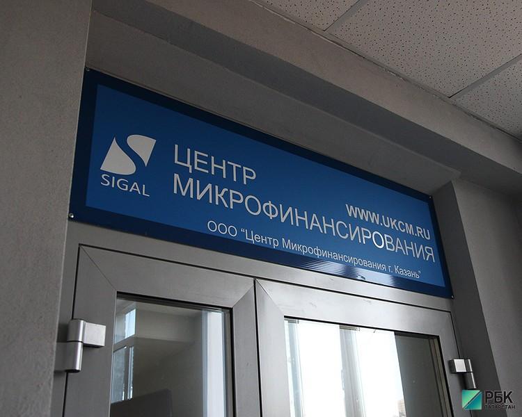 банкротство центров микрофинансирования