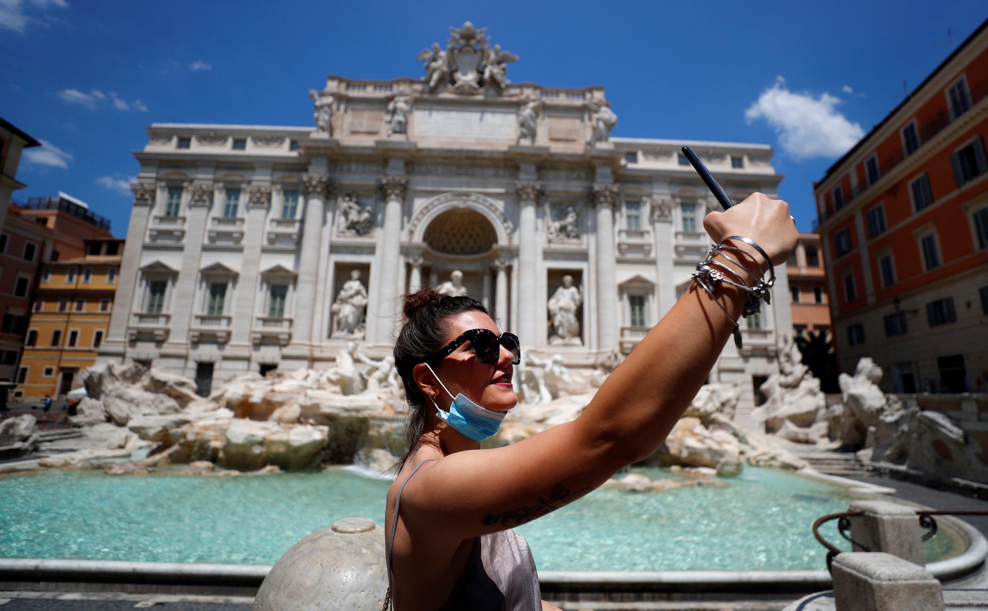 Фото: Guglielmo Mangiapane / Reuters