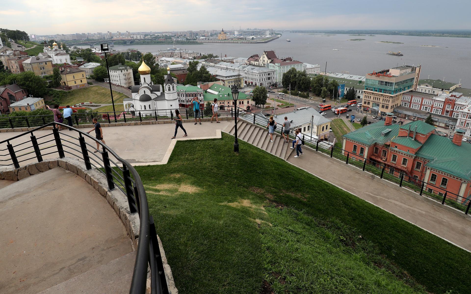 За год предложение на рынке жилья Нижнего Новгорода увеличилось на 180%