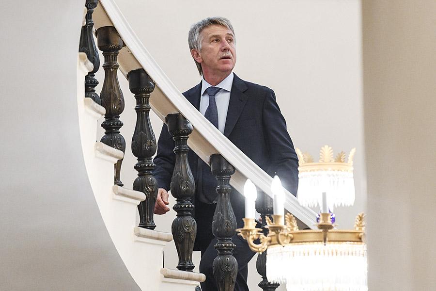 Владелец компаний НОВАТЭК и «Сибур» Леонид Михельсон