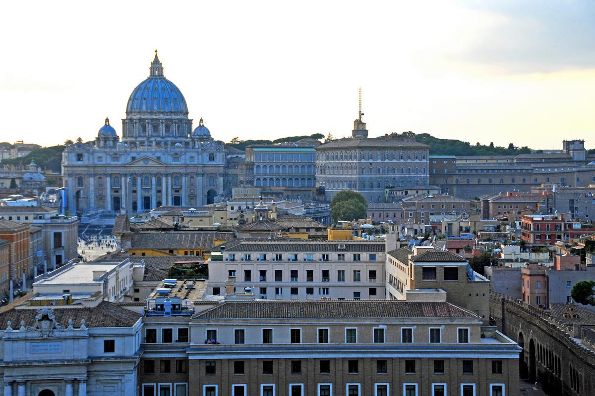 Рим, столица Италии