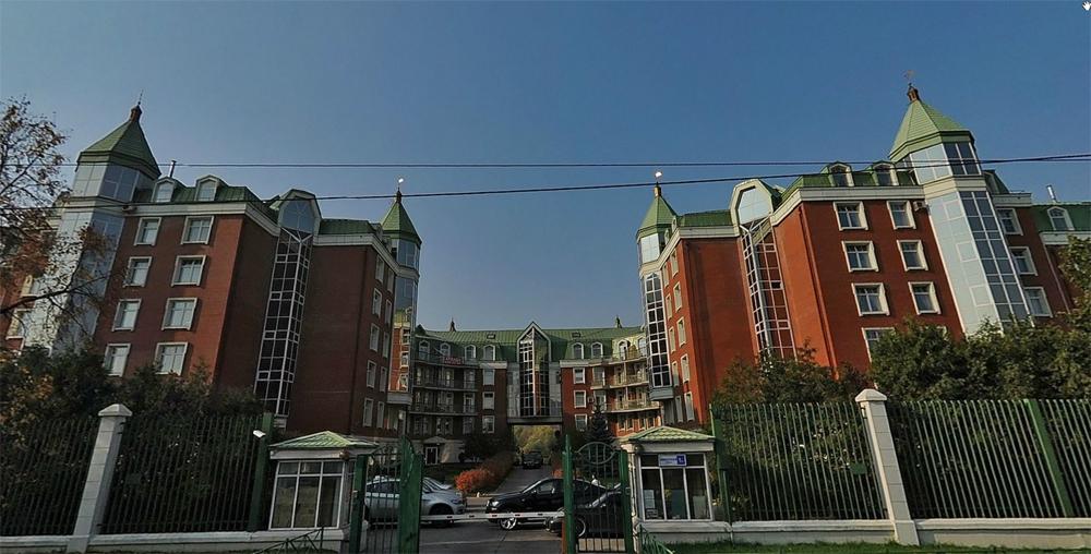 Золотые Ключи-1. 1998 года постройки. Более 100 квартир. Квартира 230 кв. м - $5 200 000