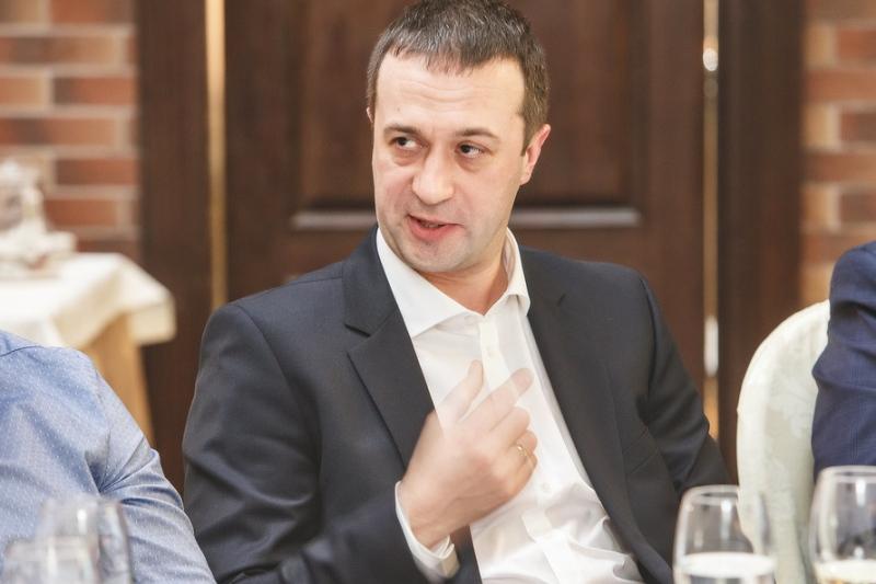 Дмитрий Красюк, региональный директор ОО «Калининградский» ПАО «Промсвязьбанк».