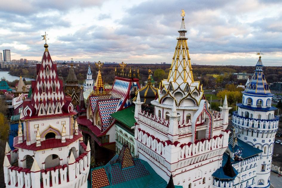 Культурно-развлекательный комплекс «Кремль в Измайлово»