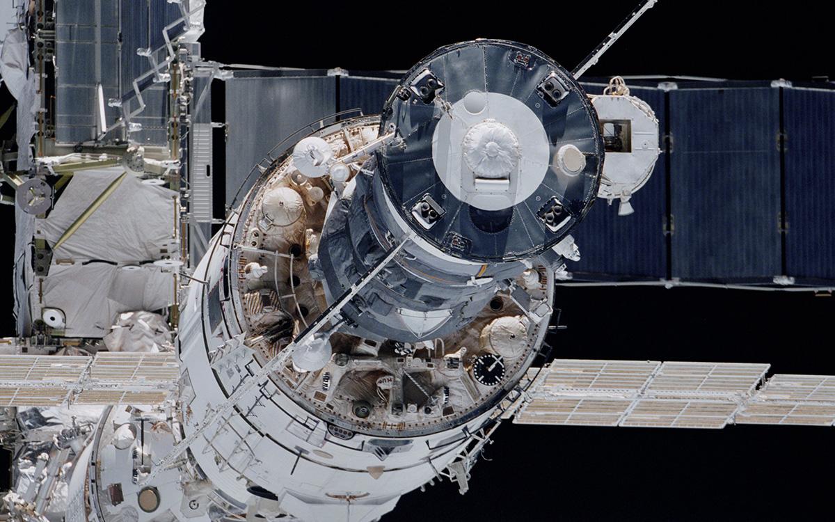 Служебный модуль «Звезда»