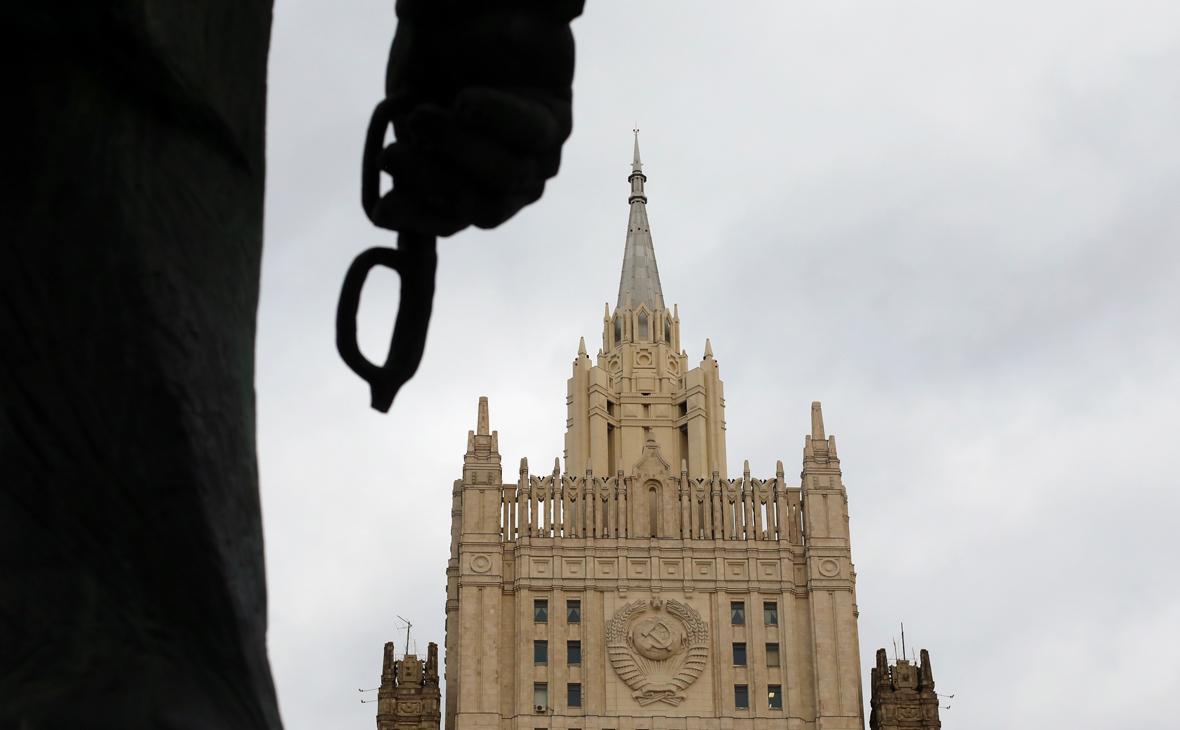 МИД направил в Twitter запрос о блокировке аккаунта российской делегации