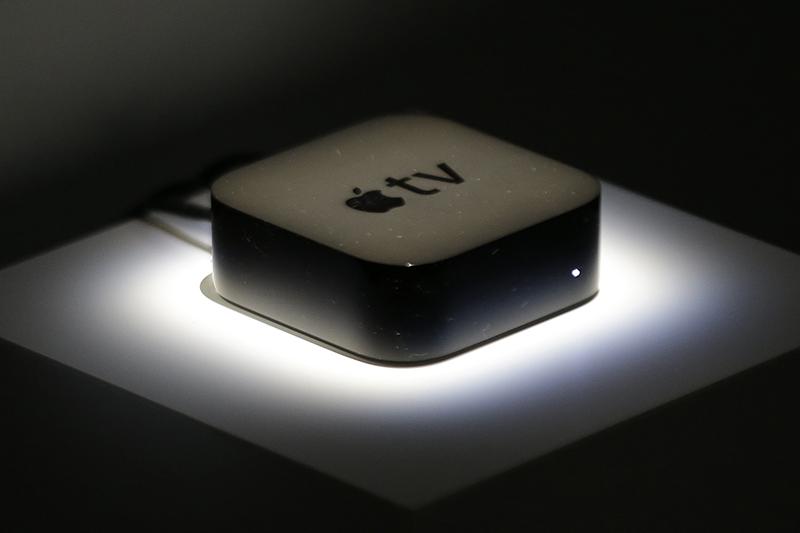 Телеприставка Apple TV