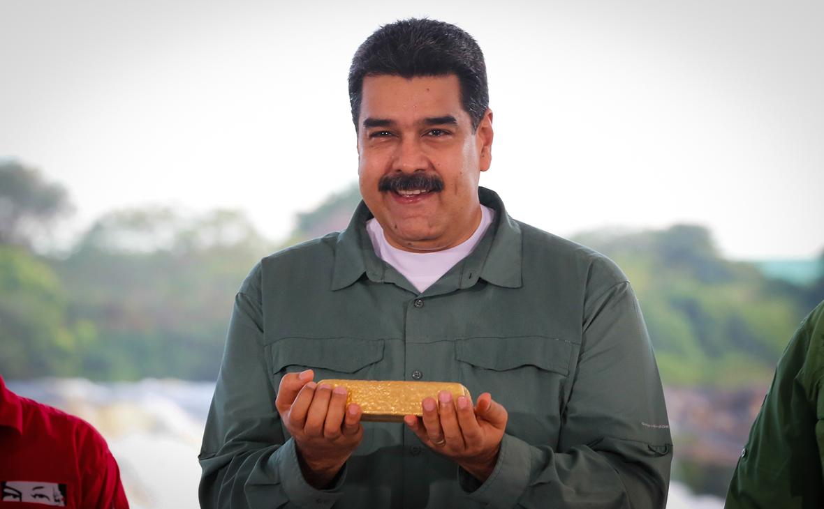 Николас Мадуро. 2017 год