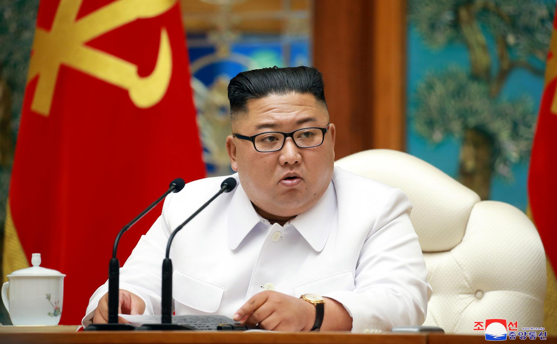 Фото: Центральное телеграфное агентство Кореи / Reuters