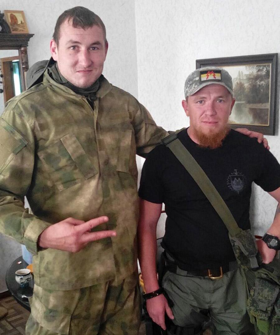 Артем Булгаков и Моторола (Арсен Павлов)