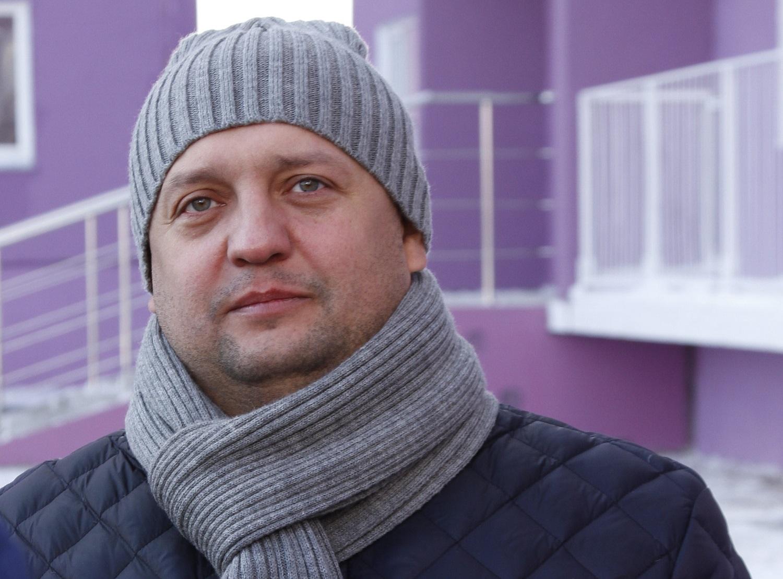 Дмитрий Дамаев, председатель комиссии по градостроительству новосибирского Горсовета