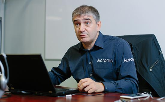 Один изоснователей компании Parallels Сергей Белоусов