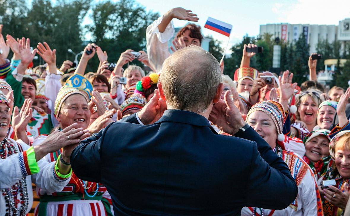 Россияне назвали отсутствие заботы о простых людях главным минусом Путина