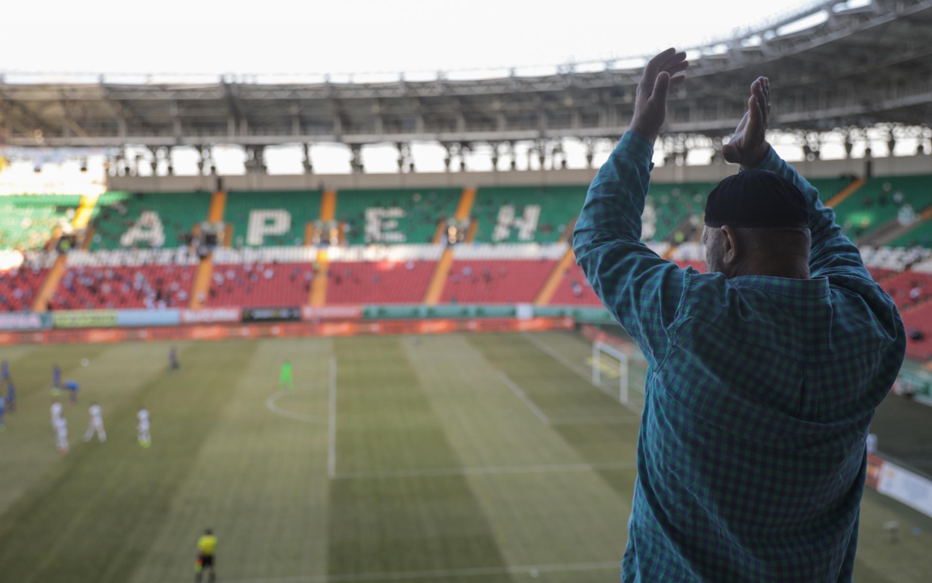 Стадион в Грозном