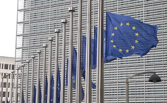 Здание Европейского парламента вБрюсселе