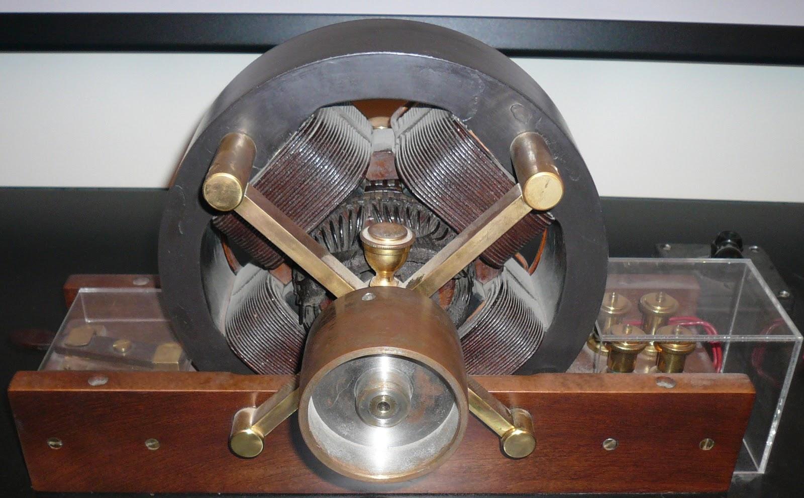 Двигатель Теслы