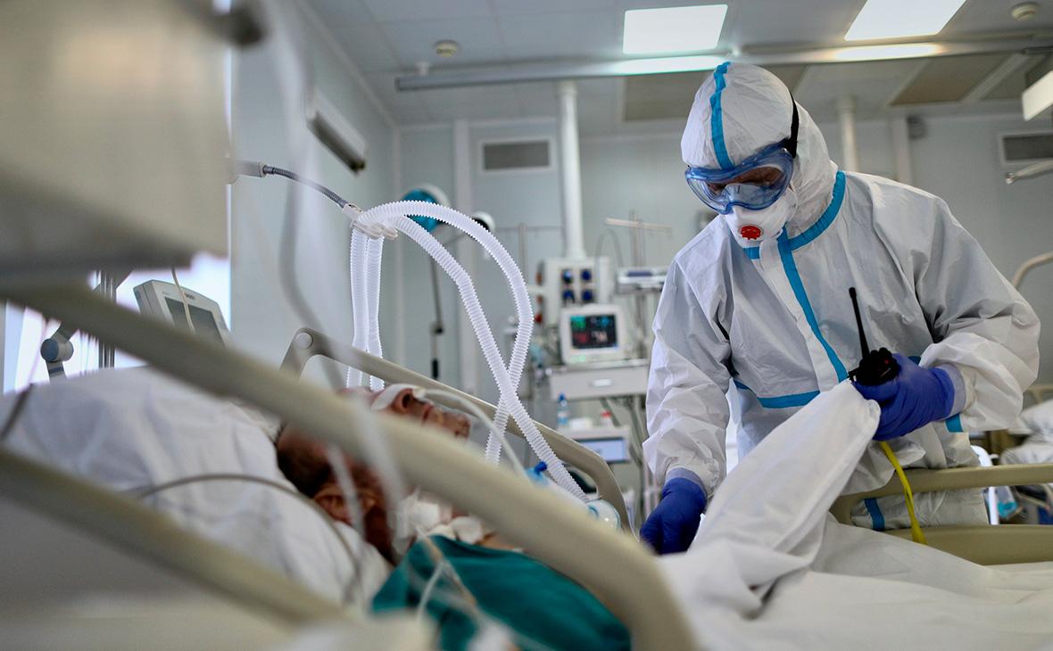 Пульмонолог Минздрава оценил сроки окончания пандемии COVID-19 в России ::  Общество :: РБК