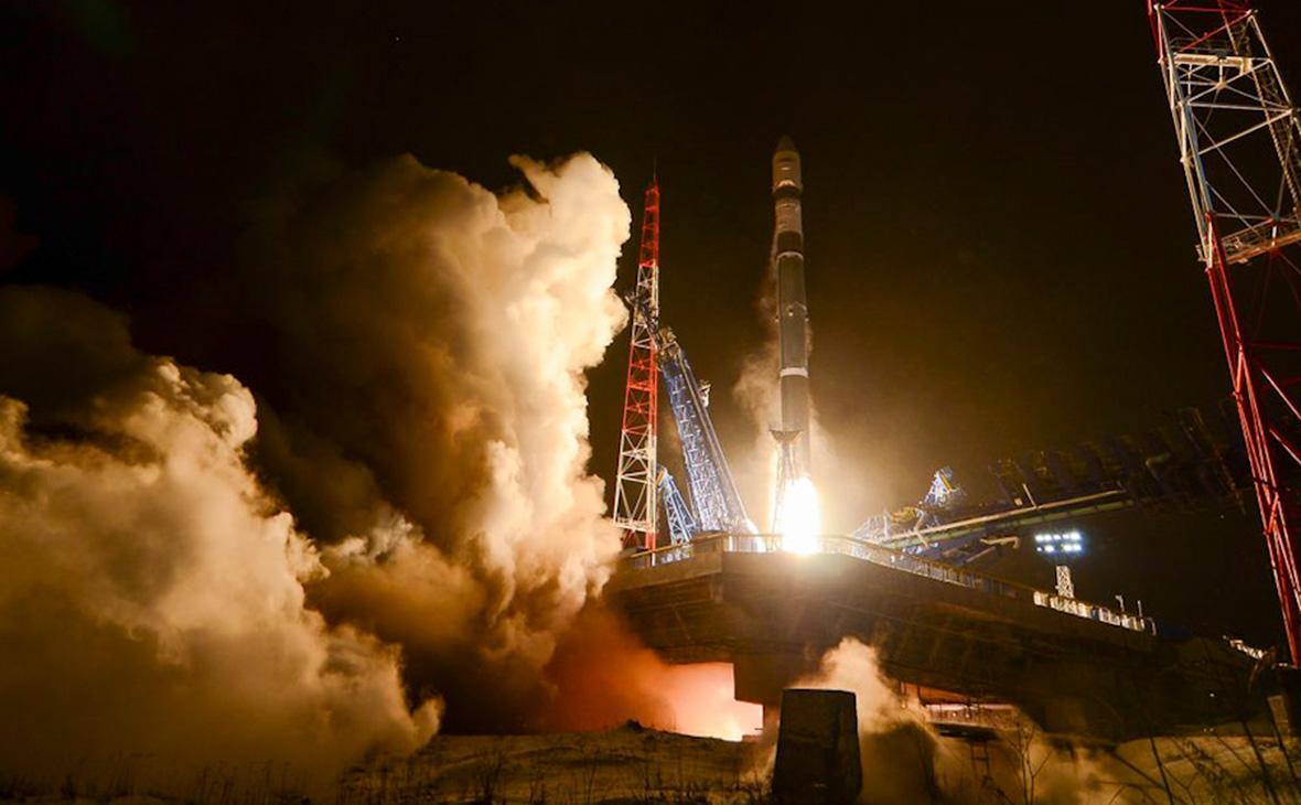 РН «Союз-2.1в»