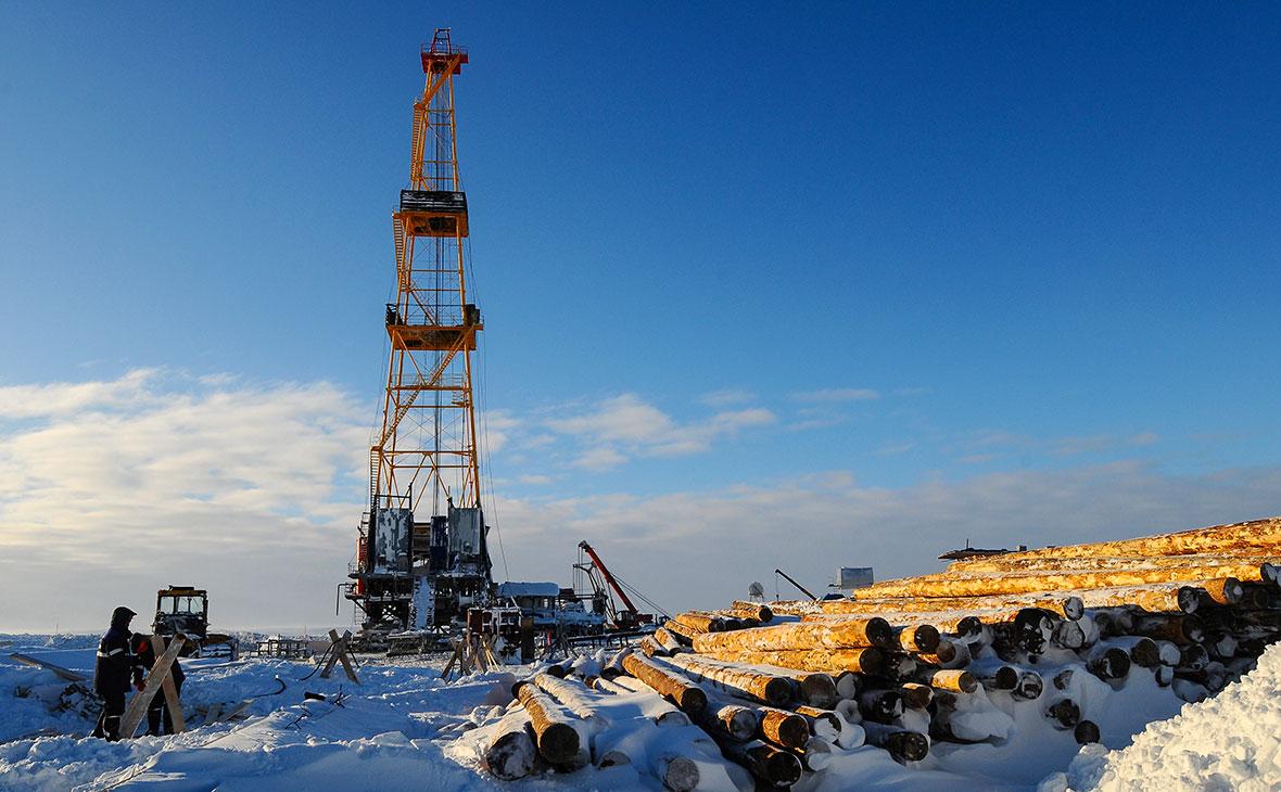 Участок бурения Таналау«Независимой нефтегазовой компании»